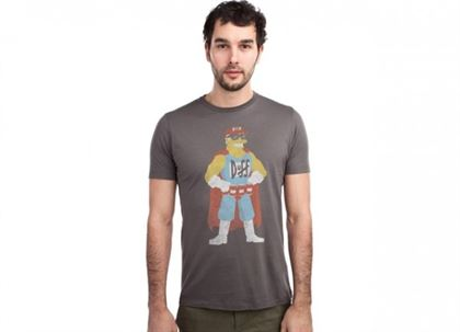 The Simpsons T-Shirt Collection
