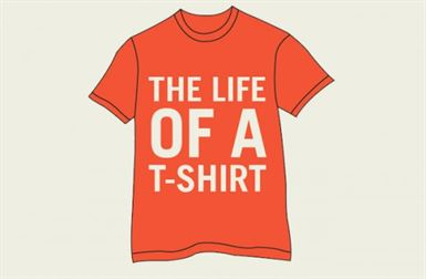 The Life of a T-Shirt